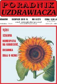 Poradnik Uzdrawiacza - miesięcznik - prenumerata półroczna już od 5,00 zł